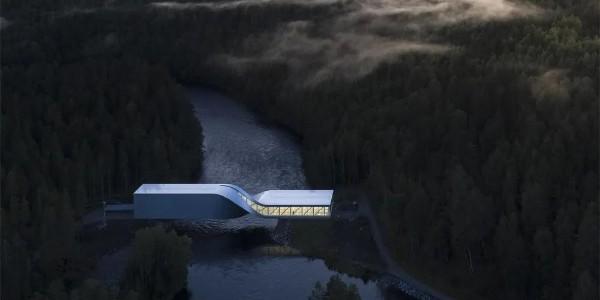 扭曲之桥 挪威The Twist博物馆